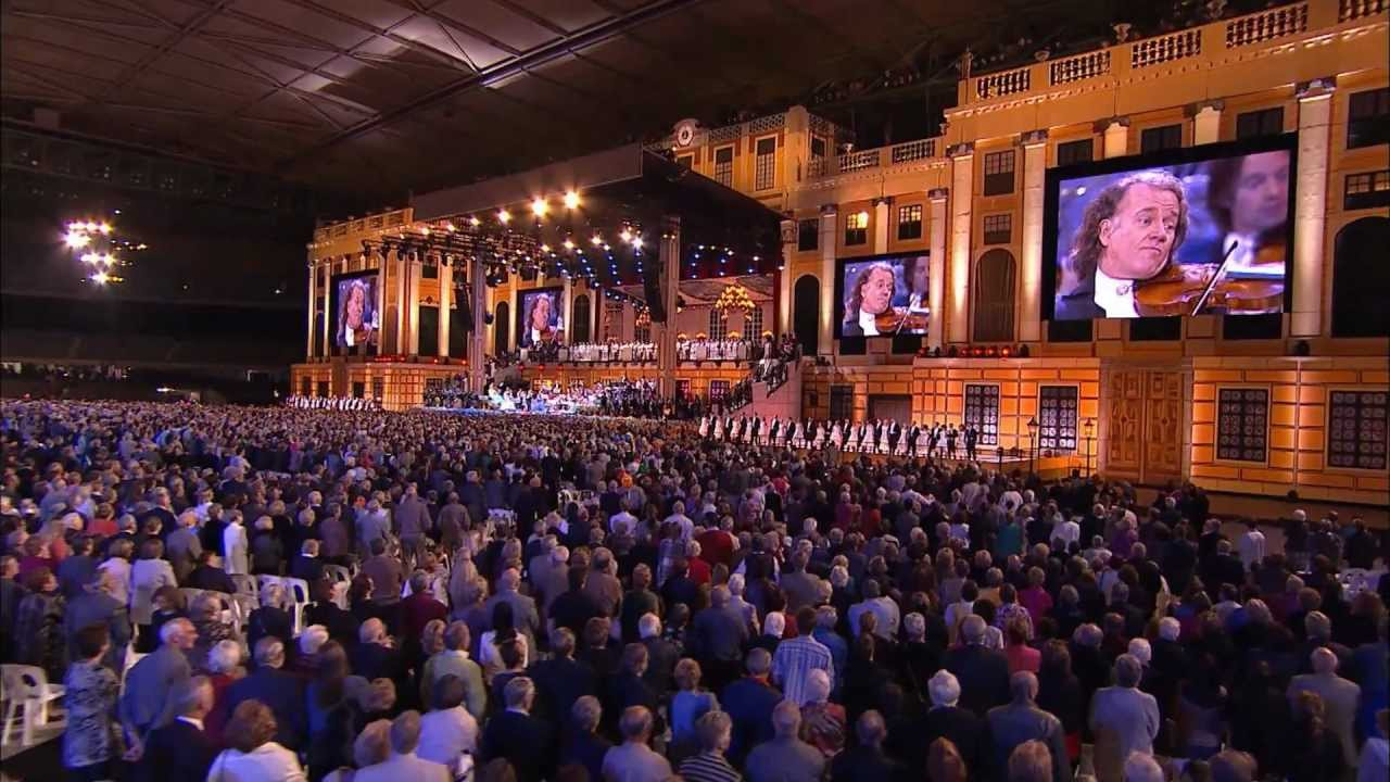 See André Rieu in Leipzig: 05 June 2020 - ITAA : ITAA